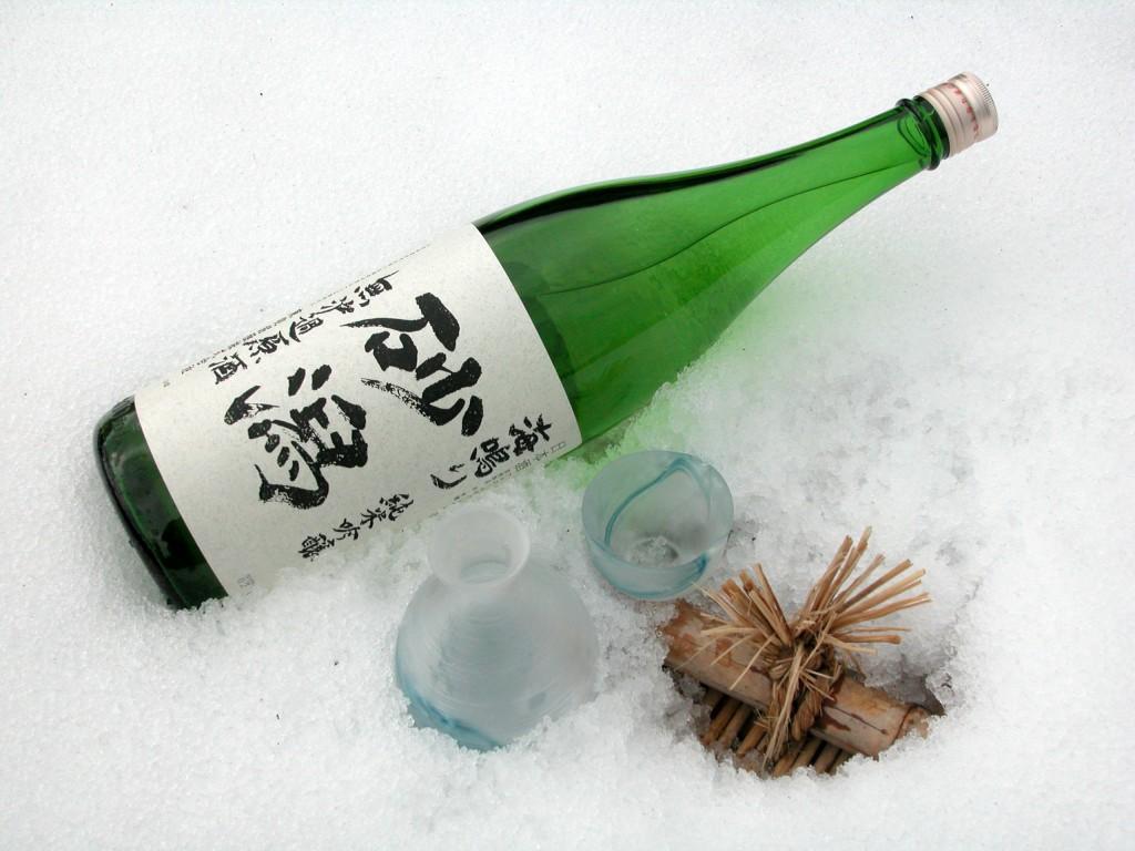 砂潟 海鳴り純米吟醸酒しぼりたて原酒
